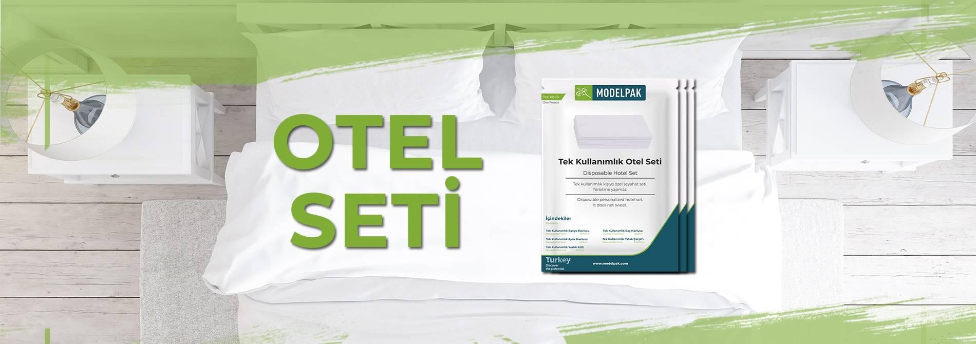 disposable hotel set
